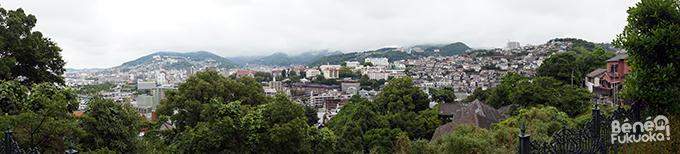 Panorama de Nagasaki