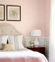 Grayden: Pink wallpaper pattern# T1806