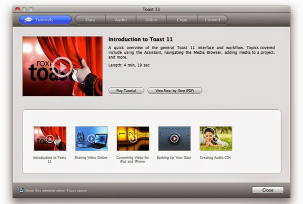 Toast Titanium For Mac Free Download