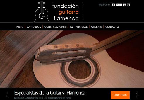 ARTÍCULOS DE INTERÉS DE LA FUNDACIÓN GUITARRA FLAMENCA