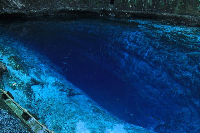 Enchanted River - hinatuan, Surigao del sur, PHILIPPINES
