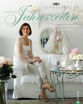 My second book : ZAUBERHAFTE Jahreszeiten - LISA LIBELLE - Christian Verlag (München) NOW AVAILABLE