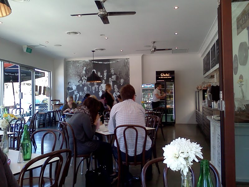 Pompidou Cafe Brisbane Menu