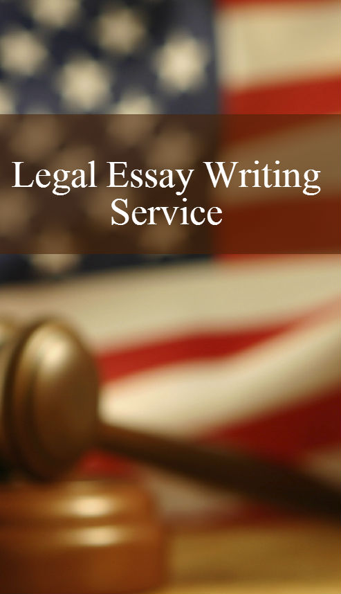 Essay writing services legal recommendations