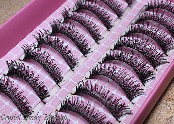 Faux-cils Cross 7 Dark de Baby Queen (KKCenterHK)