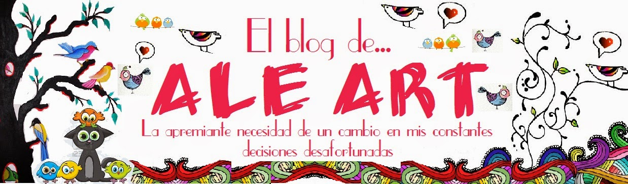 El Blog de Ale Art