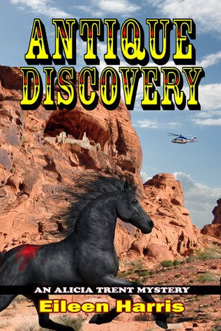 Antique Discovery by Eileen Harris Book Tour