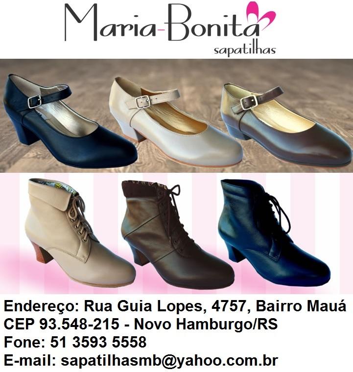 Sapatilhas Maria Bonita