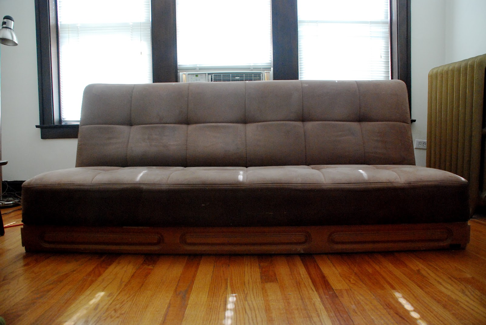 Sold Istikbal Futon Sofa Bed 100