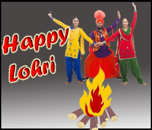 Happy Lohri Festival 2013 SMS Wishes, Lohri Wallpapers ...