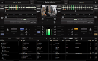 futuredecks professional dj 2013