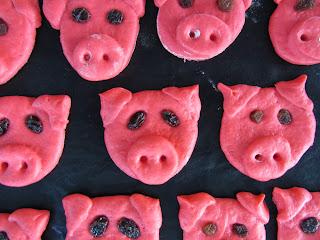 Silvesterschweine