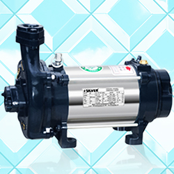 Silver Three Phase Open Well Pump M-30 (1HP) (Copper Rotor) Online, India -Pumpkart.com