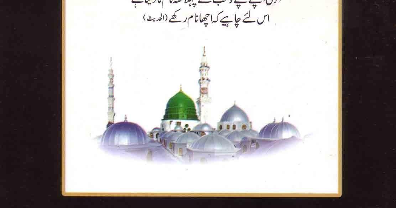 book of muslim baby names