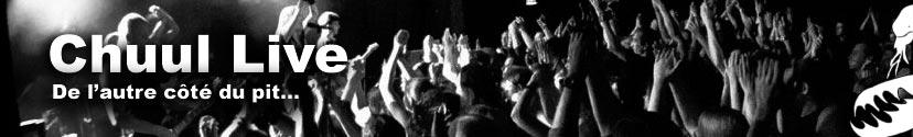Chuul Live - l'association : Organisation de concerts à Strasbourg