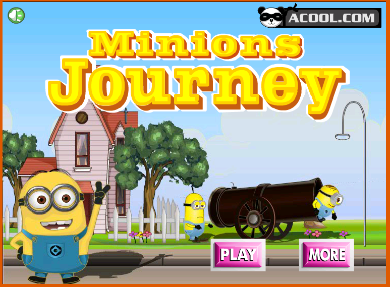 Main Games Despicable Me Online