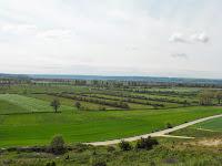 Widok z Mrzezina na Pradolinę Kaszubską