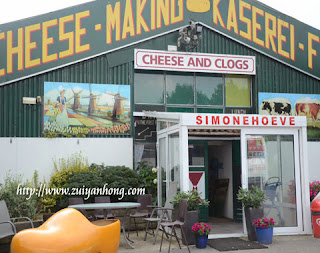Simonehoeve Cheese and Clogs Farm