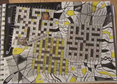 The new york times crossword in gothic the for Decoration or embellishment crossword