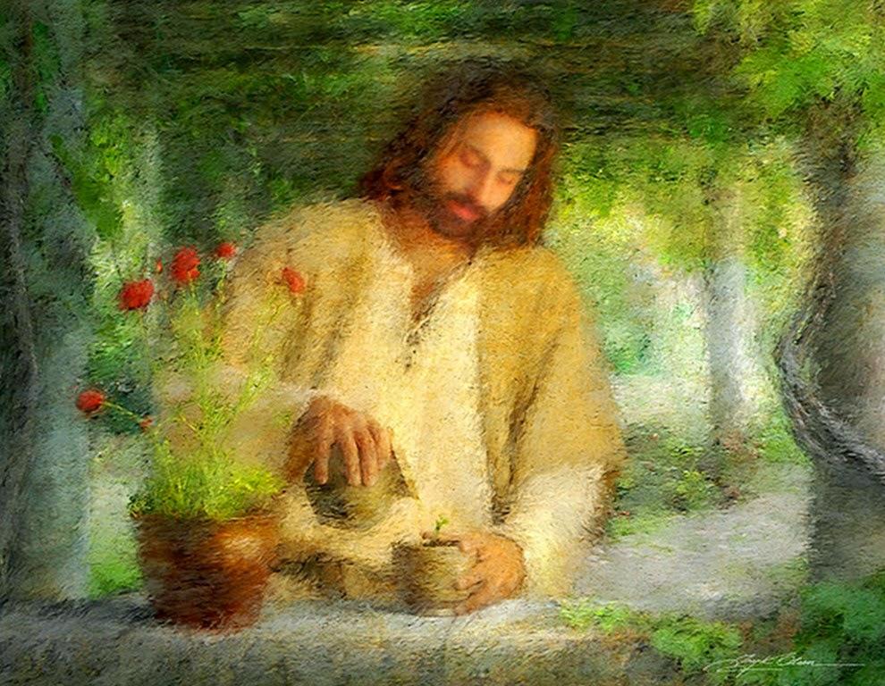 Pintura moderna y fotograf a art stica jesus de nazaret for Cuadros religiosos modernos