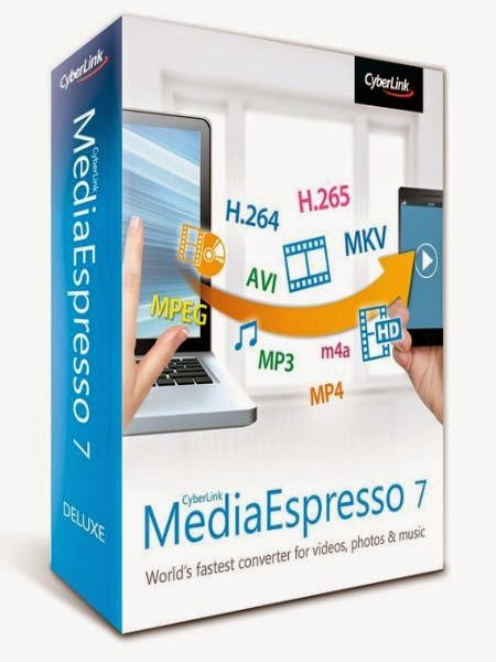 CyberLink-MediaEspresso 7-download