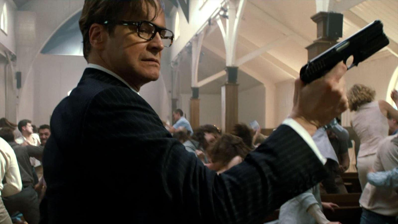 Colin Firth | Kingsman: The Secret Service
