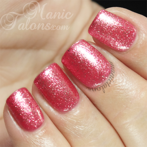 Madam Glam Gel Polish Glamorous (#327) Swatch