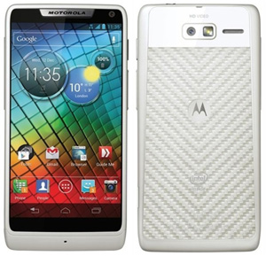 Phones4U UK To Launch White Motorola RAZR i