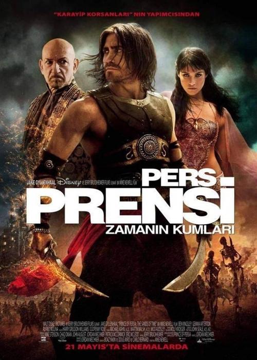 Pers Prensi: Zamanın Kumları (2010) 720p Film indir