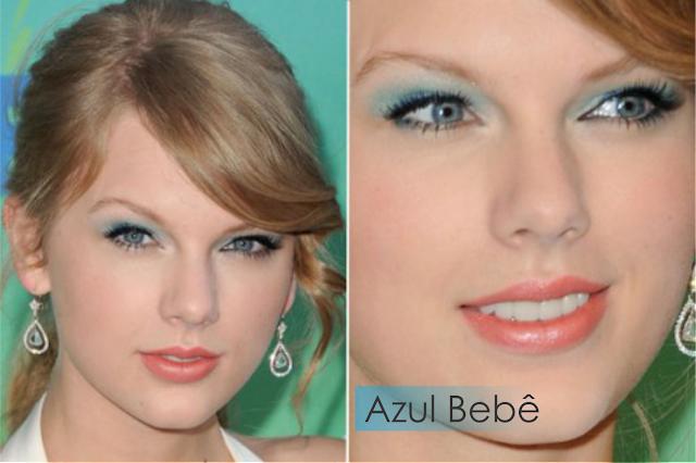 azul makeup