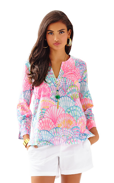amelia island tunic lilly pulitzer oh shello on sale after party sale