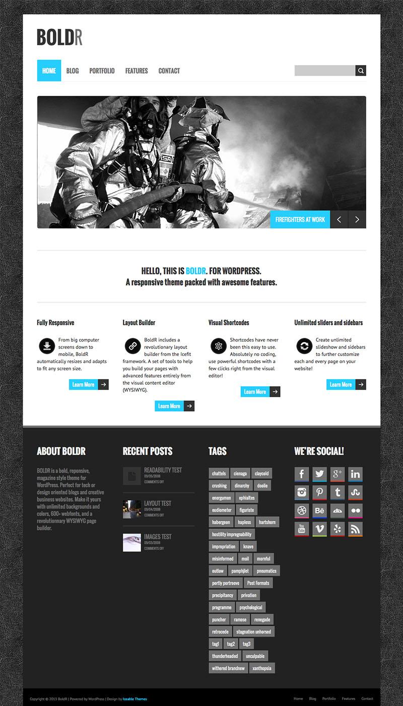 Mejores themes wordpress responsive gratis | Jhon Urbano