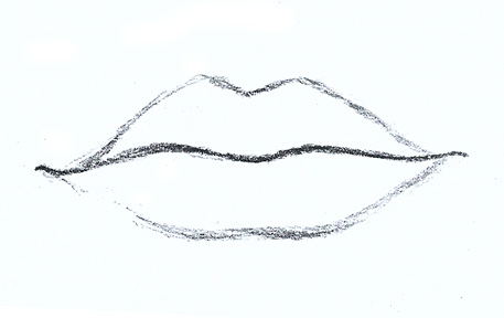 How To Draw Secrets How To Draw A Mouth