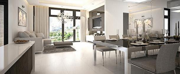 Phòng khách căn hộ Sunny Plaza