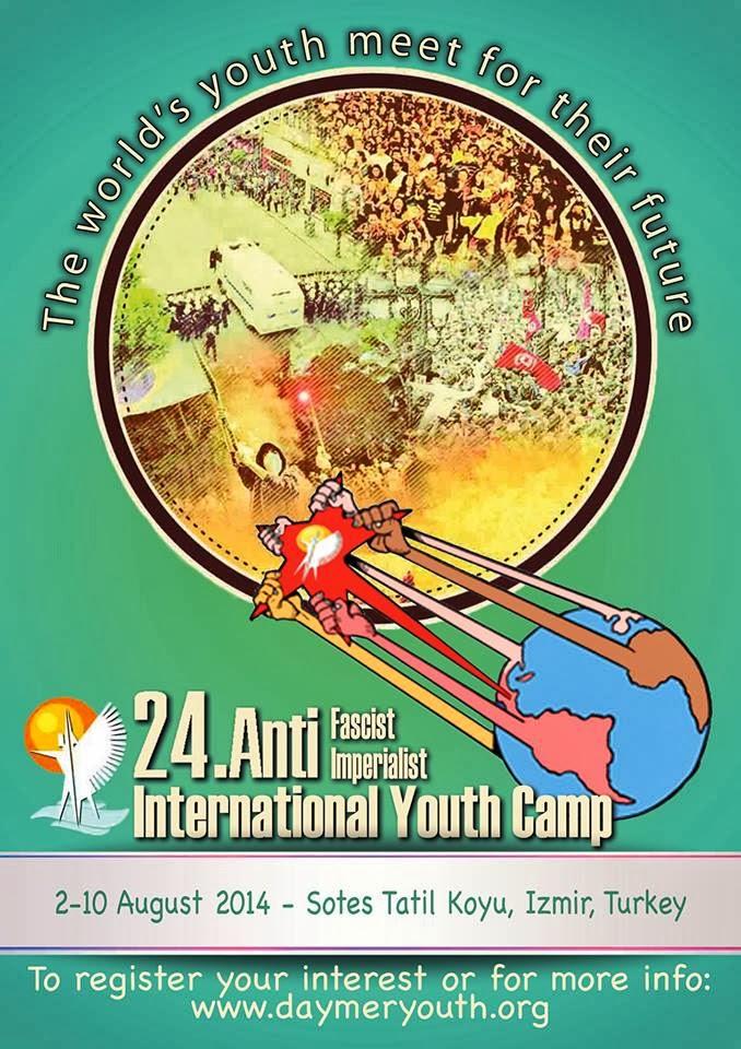 24 Campamento Interacional de la Juventud Antifasista y Antimperialista