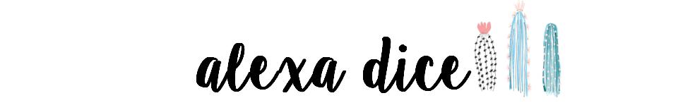 Alexa dice