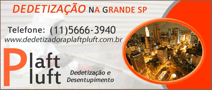 Dedetização Grande São Paulo 24 Horas