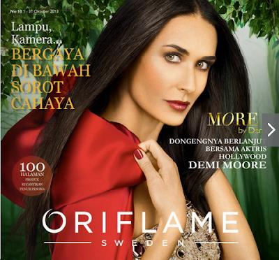 Katalog Online Oriflame Edisi 1 - 31 Oktorber 2013
