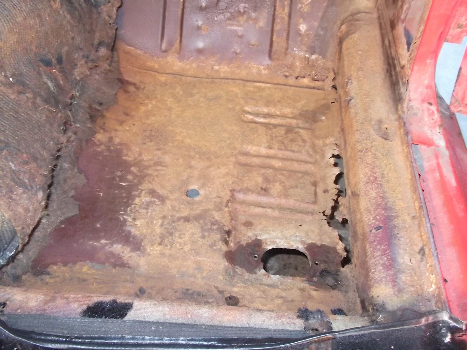1965 convertible mustang restoration floor pan repairs for 1965 mustang floor pan