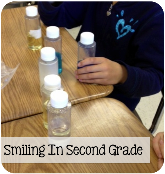 Smiling in Second Grade: Five for Friday {April 26