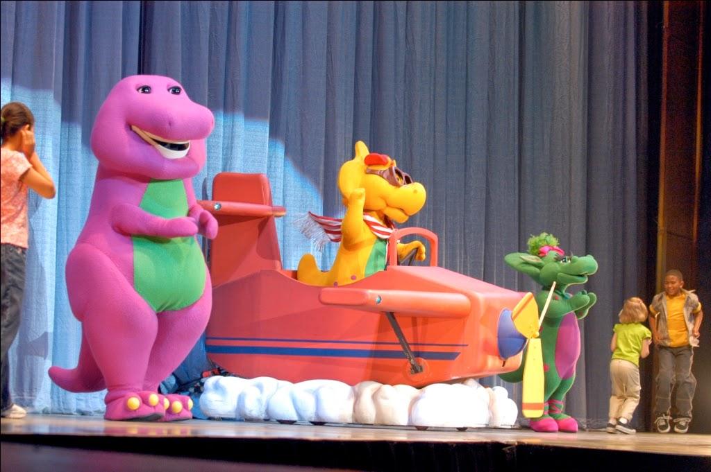 Bitácora: Barney: Una propuesta no violenta