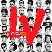 Nidji - Liberty Victory (2012)
