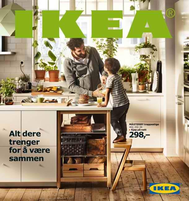 Ikea katalog norge