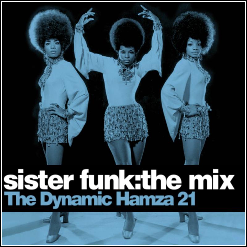 Sister Funk - The Mix ... Cheryl Coletta
