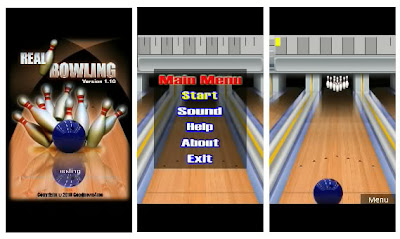 real bowling,touch game,n5800,s60v5,nokia