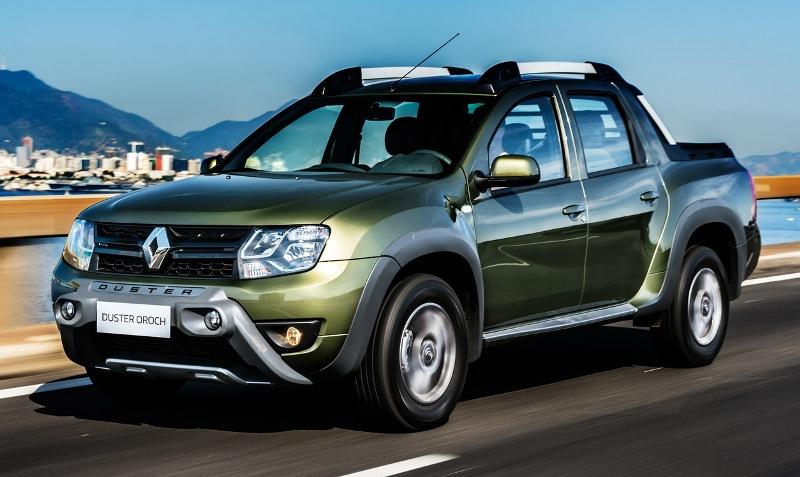 Nova Picape Renault Html Autos Weblog