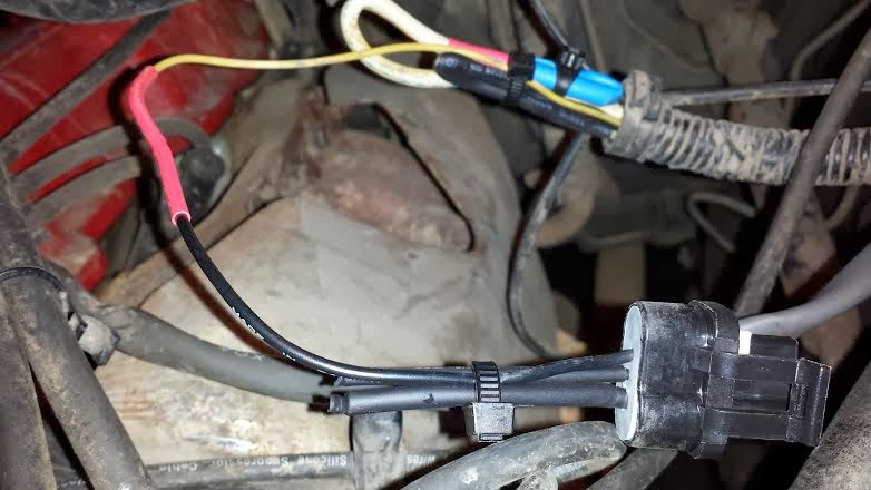 22re Wiring Harness Removal : Fixing the truck again gm alternator upgrade how to