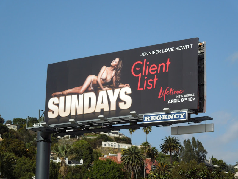 Client List billboard