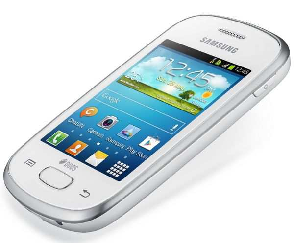 Tutorial Cara Root Galaxy Star S5280
