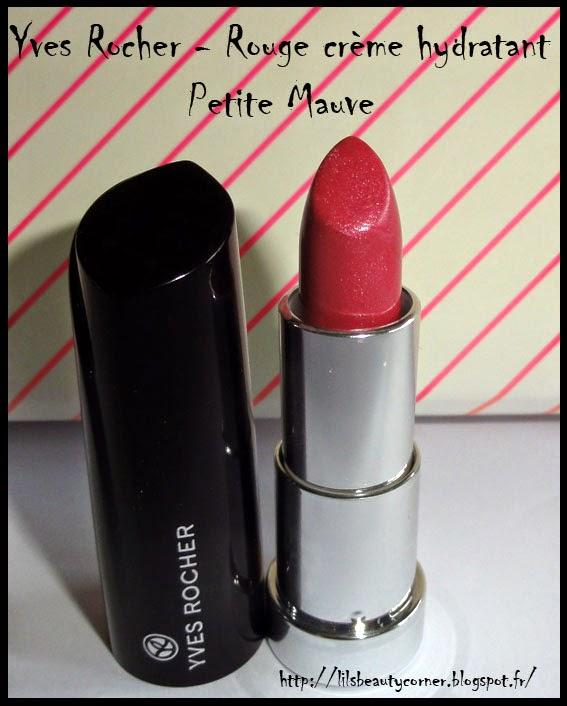 lil 39 s beauty corner rouge cr me hydratant petite mauve yves rocher. Black Bedroom Furniture Sets. Home Design Ideas